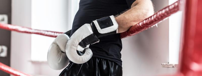ボクシング ロープ